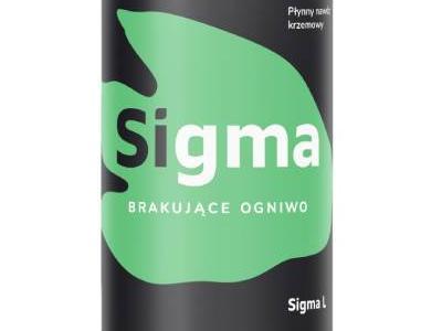 Sigma mała butelka