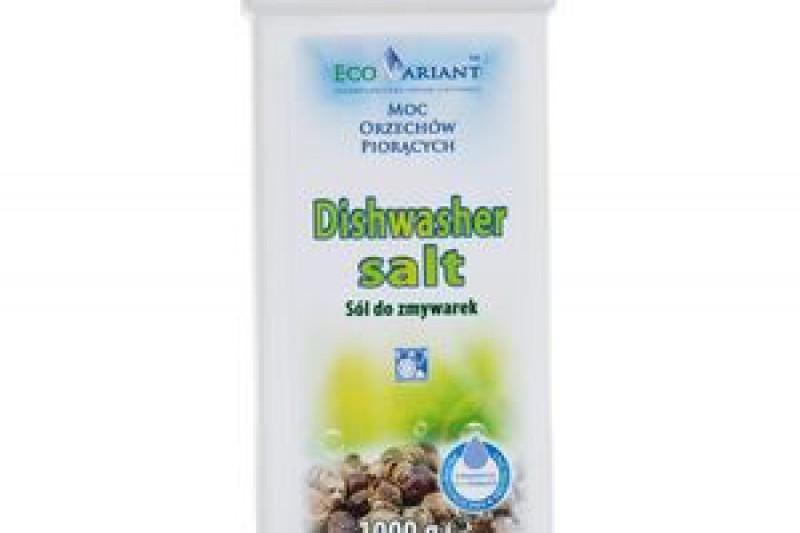 Sól do zmywarek
