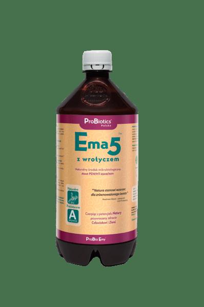 Ema5 z wrotyczem - butelka 1 litr