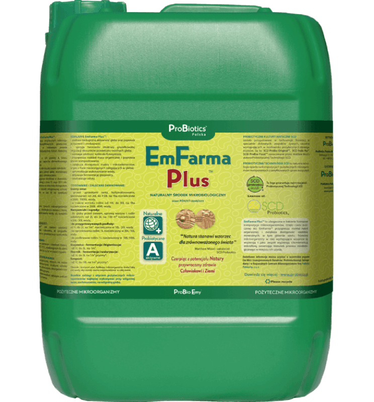 EmFarma Plus - Kanister 10 litrów