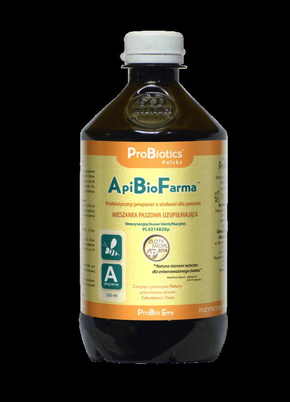 ApiBioFarma - butelka 1 litr 2