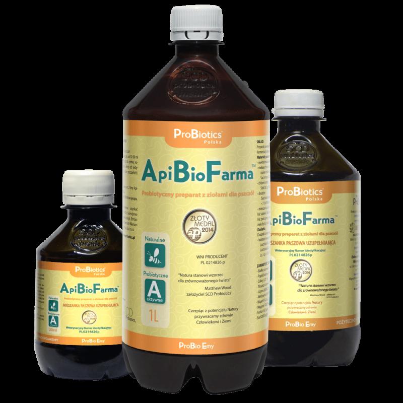 ApiBioFarma - butelka 1 litr 4