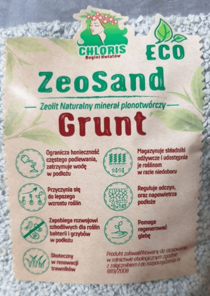 Chloris ZeoSand Grunt