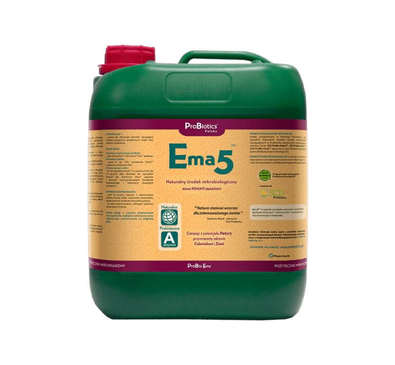 Ema5 - Kanister 5 litrów