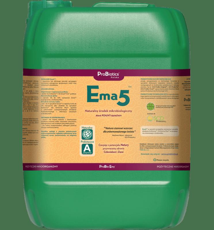 Ema5 - Kanister 10 litrów